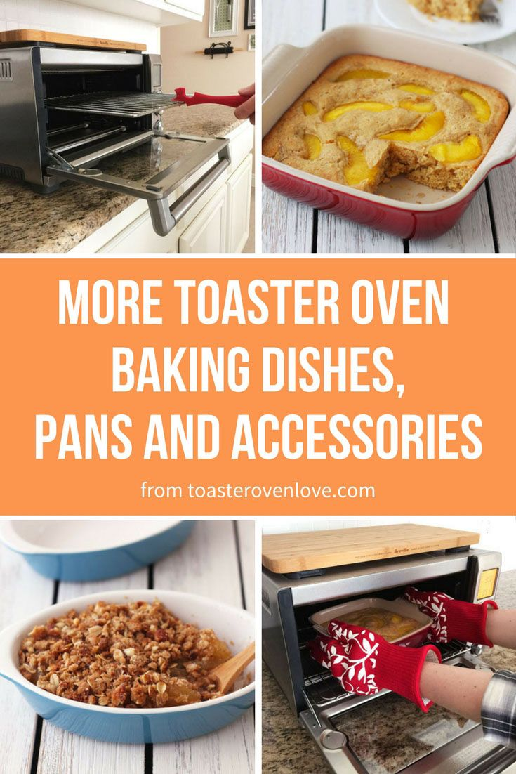 10 New Ideas For Toaster Oven Baking Dishes Pans And Accessories