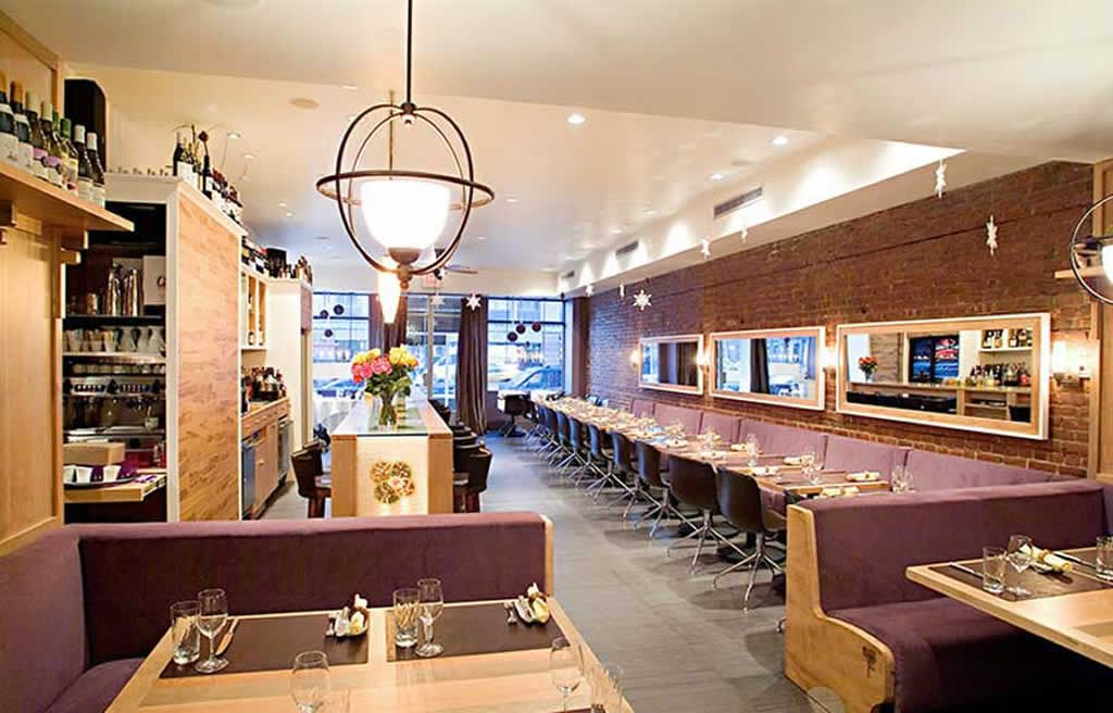 Nice Resturant Decor Photos | Contemporary And High End Restaurant Interior  Design Of Klee Brasserie .