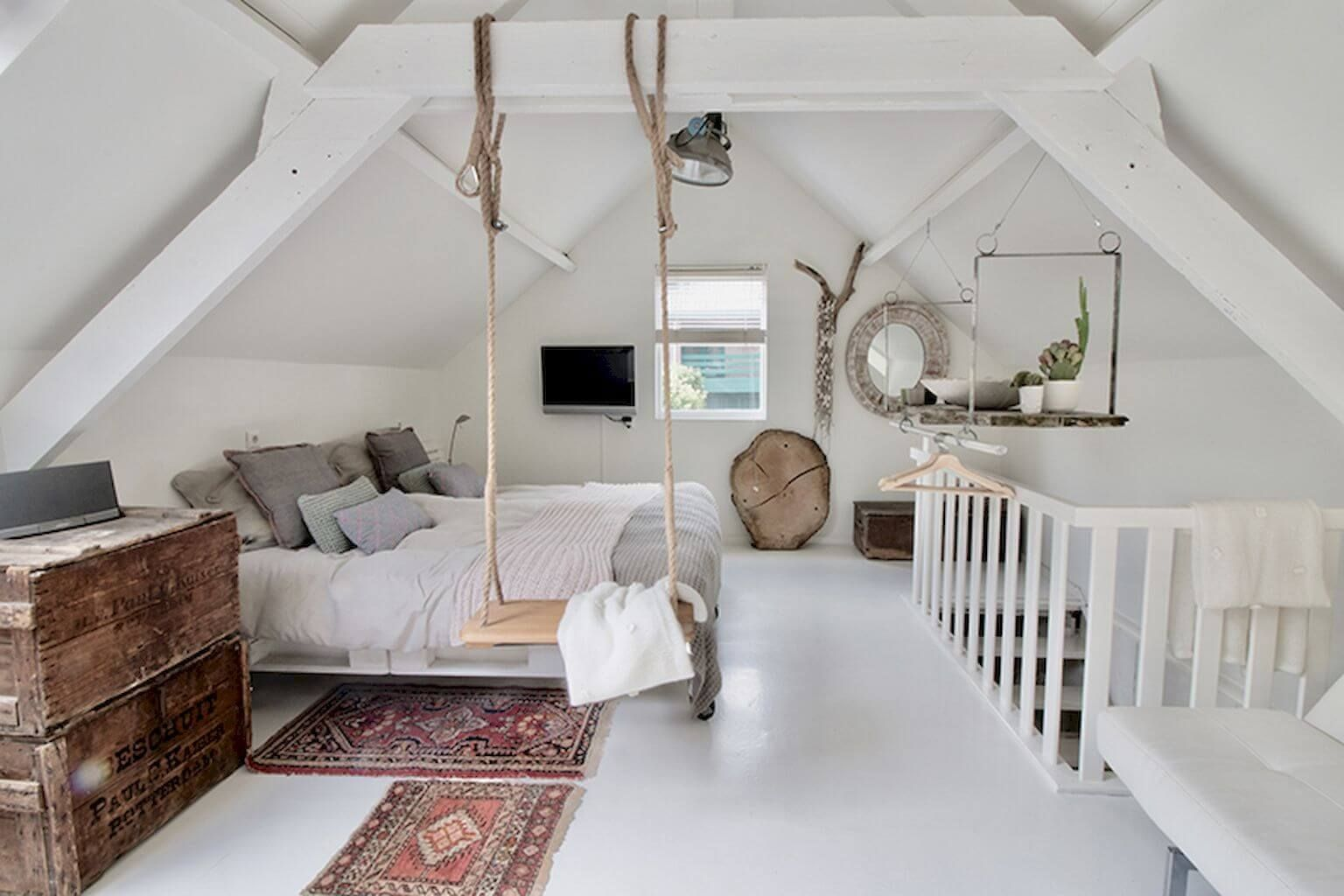 10 Attic Bedroom Ideas 2020 Creative And Awesome Attic Bedroom Designs Attic Remodel Attic Loft
