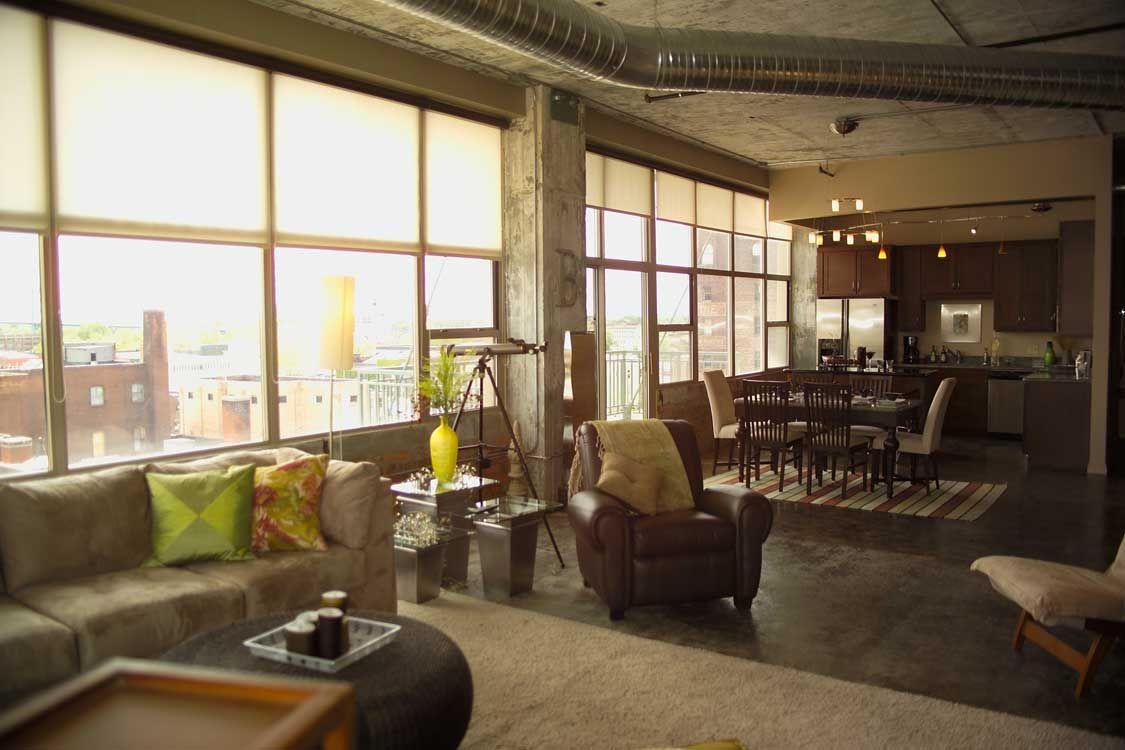 More Lofts To Love Loft Spaces Loft Living Loft Apartment
