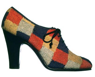 Salvatore Ferragamo 1930 S Designs Vintage Shoes Genuine Leather Shoes Ferragamo Shoes