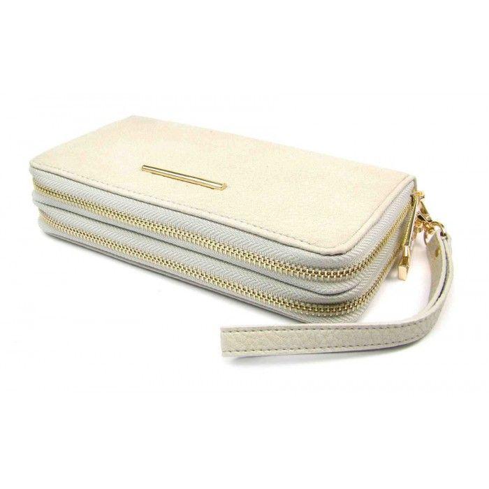 Dámská peněženka bílá - peněženky AHAL