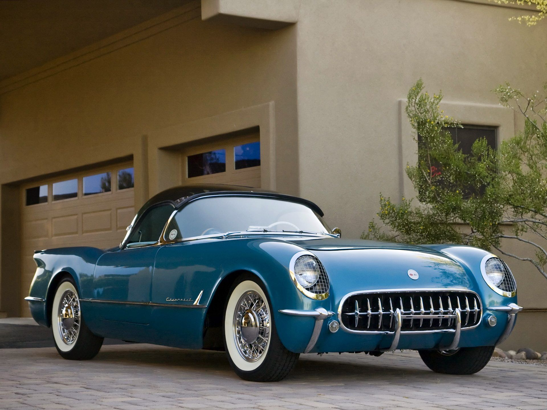 1954 C1 Corvette | Ultimate Guide (Overview, Specs, VIN Info, Problems & More)