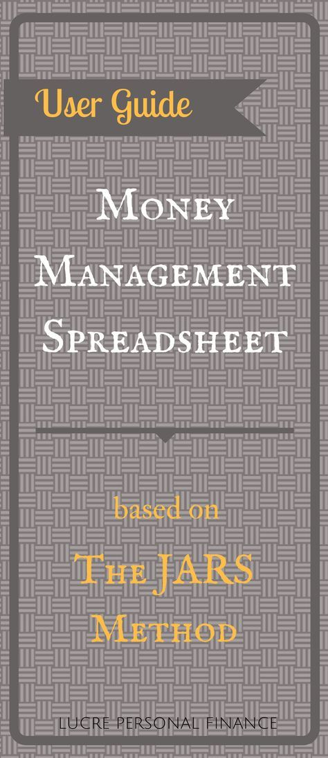 Free Budget Excel Spreadsheet and Money Management Worksheet Money
