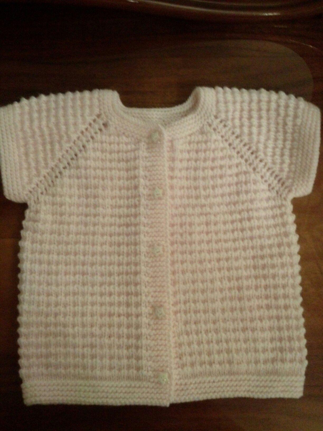 Pin by selma selma on Bebek | Pinterest | Baby knitting, Baby vest ...