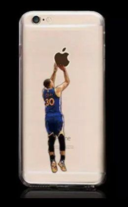 coque iphone 7 basketball silicone