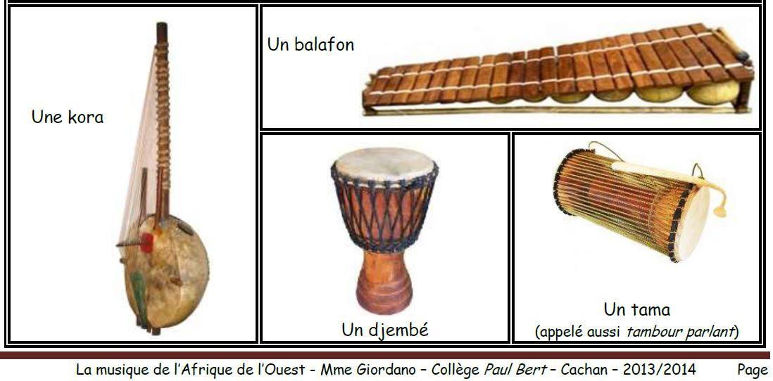 Extrêmement instruments africains   musique   Pinterest   Instrument africain  GV24
