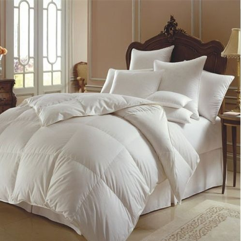 300 Thread Count White Down Comforter Only 89 99 Down Comforter White Comforter White Down Comforter