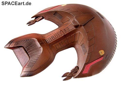 Star Trek: Romulan Warbird, Modell-Bausatz, http://spaceart.de/produkte/st073.php