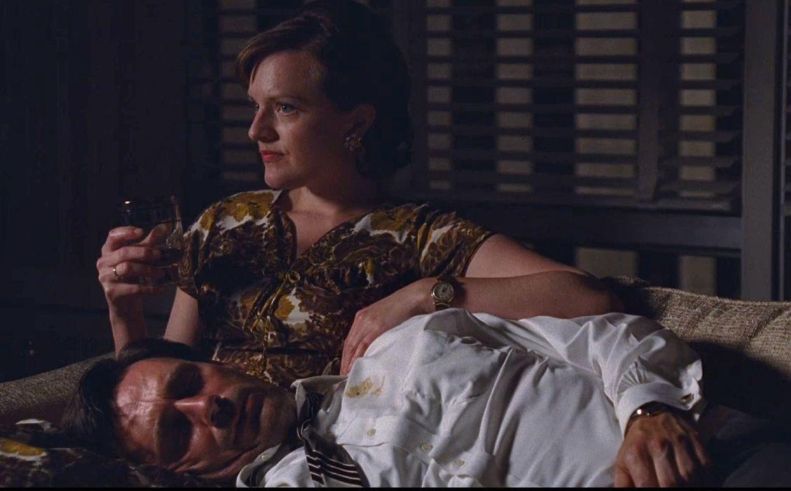 """M A D M E N (created by Matt Weiner; AMC/Lionsgate) episode """"The ..."""