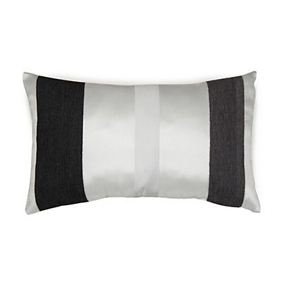 Edimbourg Coussin rectangulaire 30x50cm blanc