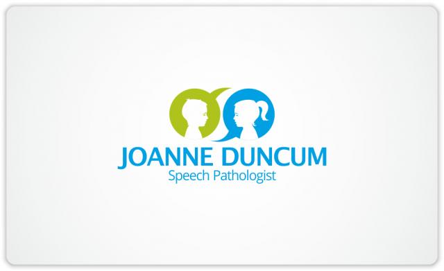 Joanne duncum speech pathologist logo private practice pinterest joanne duncum speech pathologist logo colourmoves