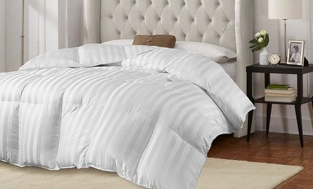 Hotel Grand 500tc European Luxury White Down Comforter Multiple Sizes Available From 99 199