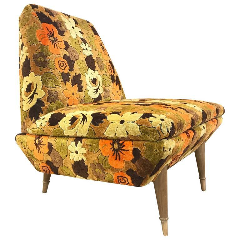 Mid Century Modern Italian Lounge Chair Mid Century Modern