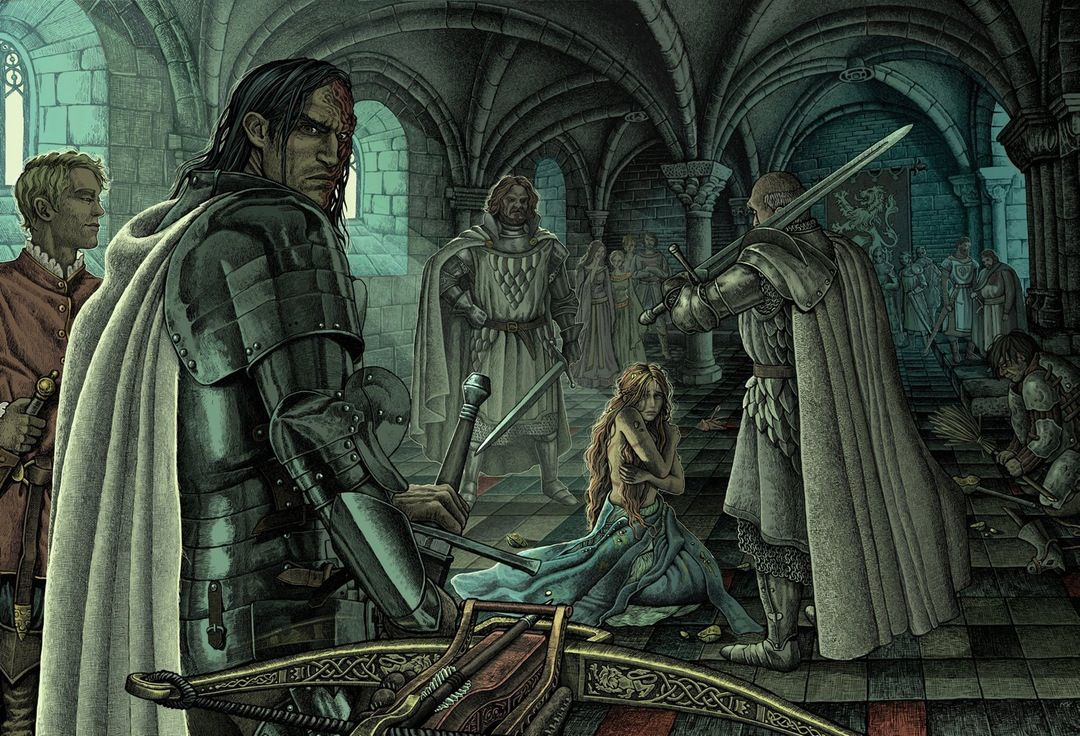 Enough Game Of Thrones Art A Song Of Ice And Fire Game Of Thrones Fans