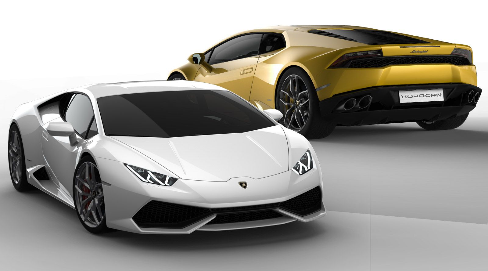 Huracan gold and silver wallpaper 10975