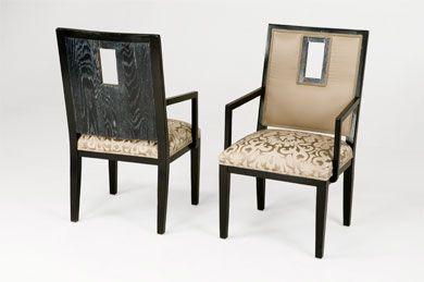 Bausman Co 6805 Arm Chair Dining Chairs Chair