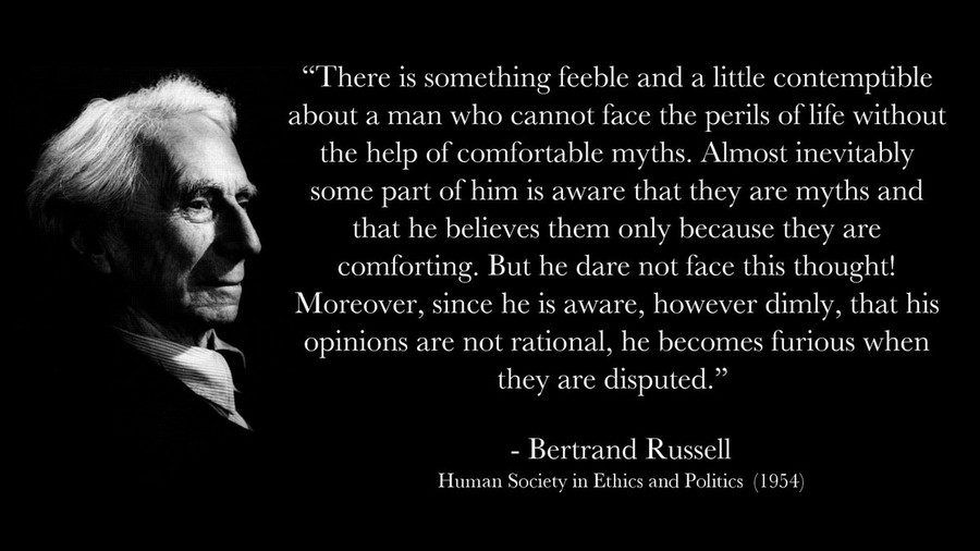 Why I Am Not a Christian by Bertrand Russell The Life