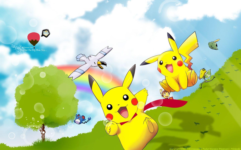 Cute Pokemon Wallpaper HD