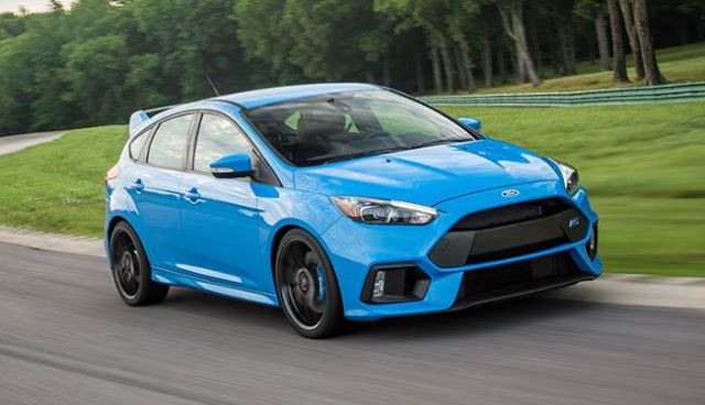 2018 Ford Focus Rs Priview Specs Design Engine Cars Focus