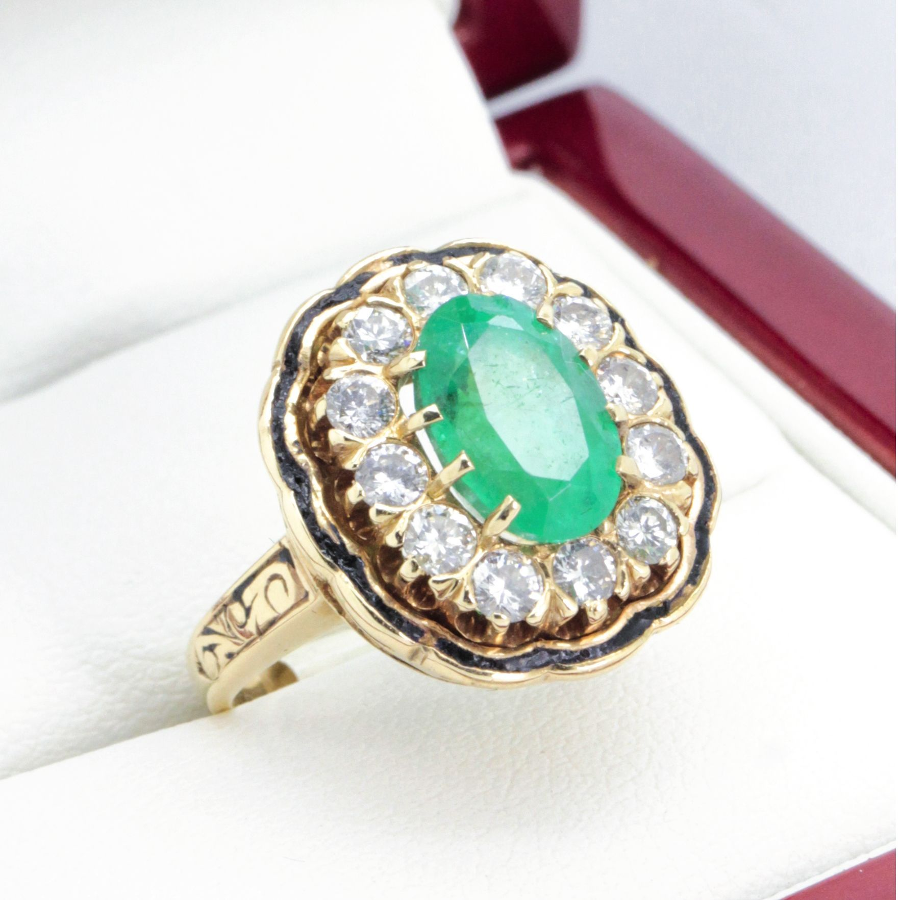 Fashion style Engagement Vintage rings from online shop collections for girls