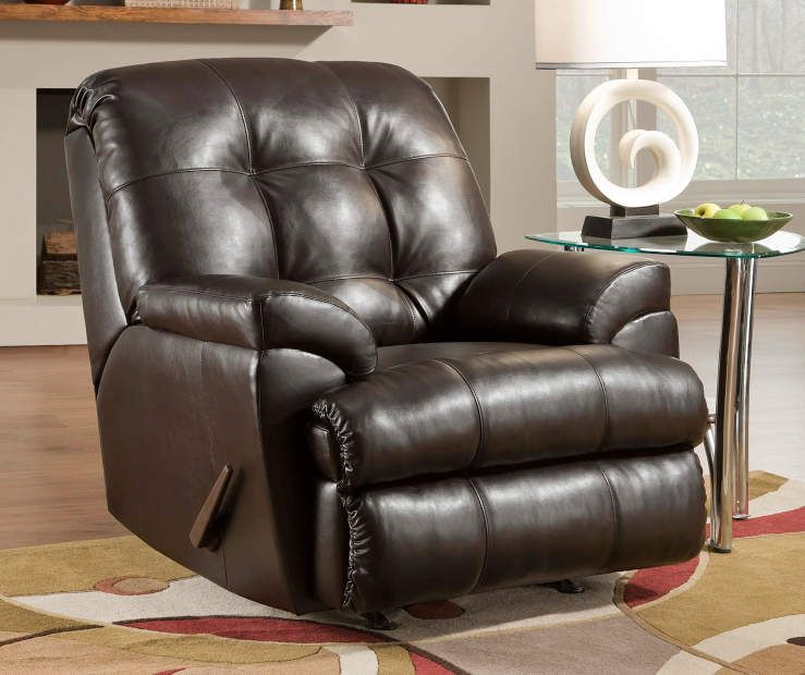 Manhattan Rocking Recliner At Big Lots Big Lots Furniture Recliner Chair Living Room Furniture Collections