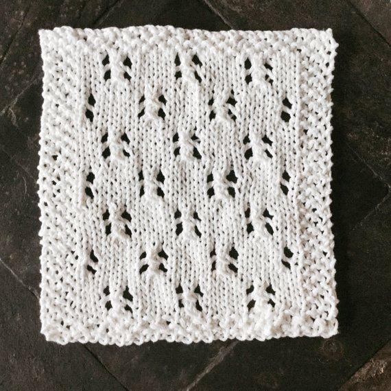 pdf Knitting Pattern for \
