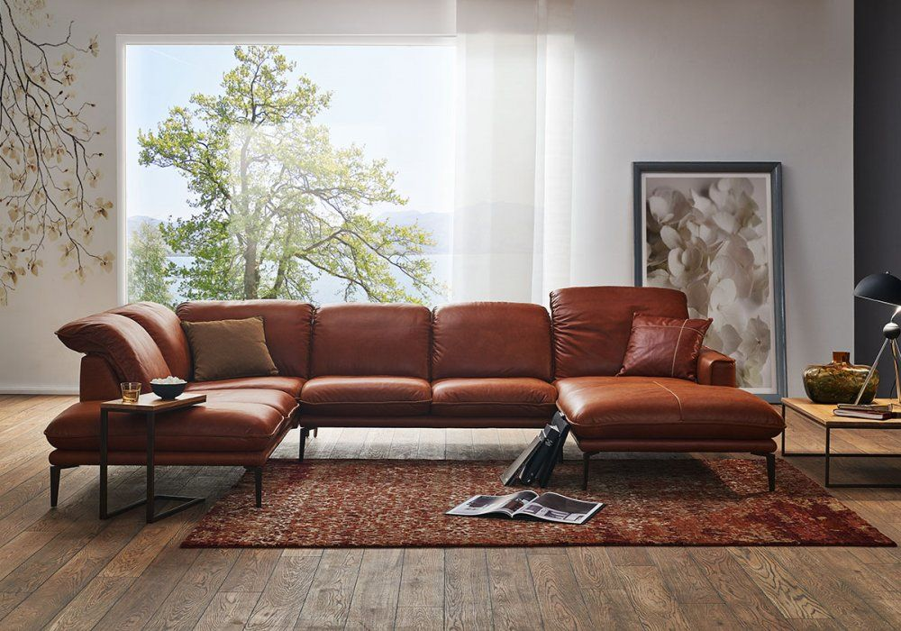 Willi Schillig Sofa 24600 Sherry In Leder Z69 Konfigurierbar