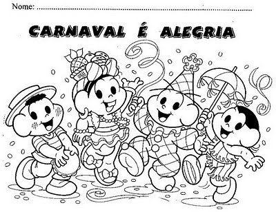 Carnaval Da Turna Da Monica Em 2020 Com Imagens Carnaval Para