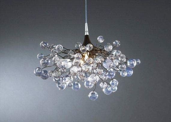 Clear bubbles ceiling lamp for rooms children room bedroom whimsical ceiling lamp transparent bubbles designer by flowersinlight 43000 aloadofball Images