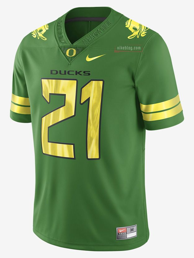 New Oregon Ducks Jersey Athletic Outfits Jersey Nike Football