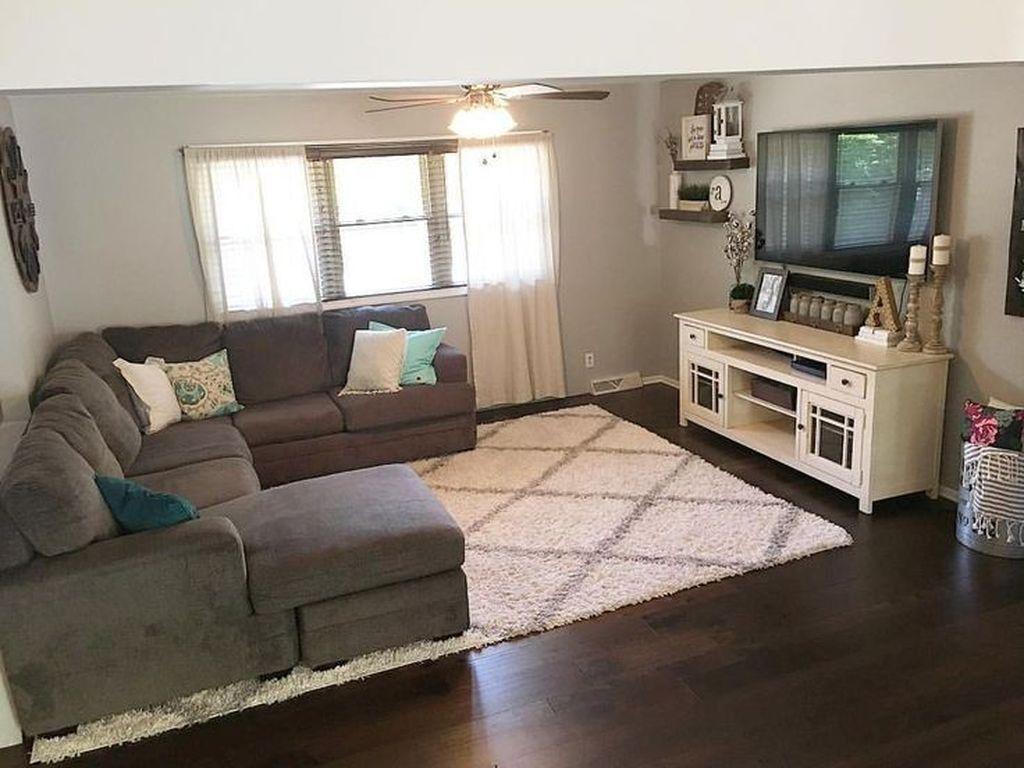 46 Attractive Split Level Living Room Ideas Living Room