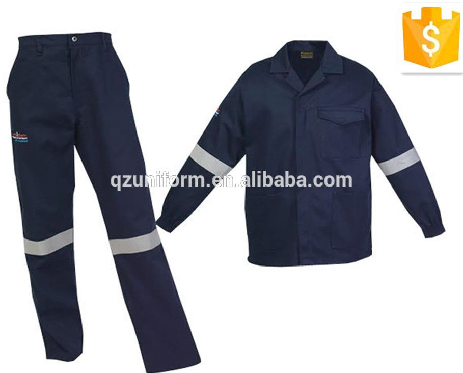 49dcc3acb Men's Mechanic Two Piece Overalls,Oil Refinery Hi Vis Work Wear,Mining  Safety Work Wear Conti Suit