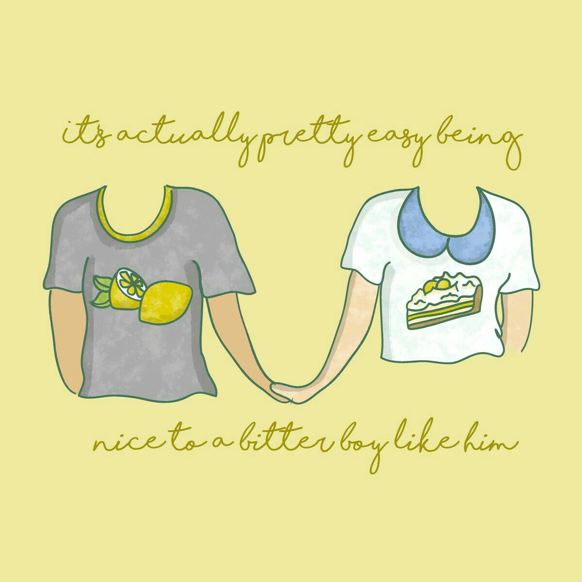Lemon Boy Cavetown Song Quotes Hugs And Cuddles Songs