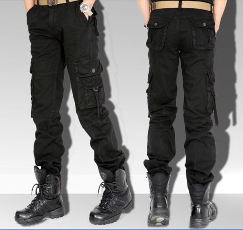 3342ca89a1f183 NEW-MENS-TACTICAL-OVERALLS-PANTS-MILITARY-SECURITY-CARGO-COMBAT-TROUSERS