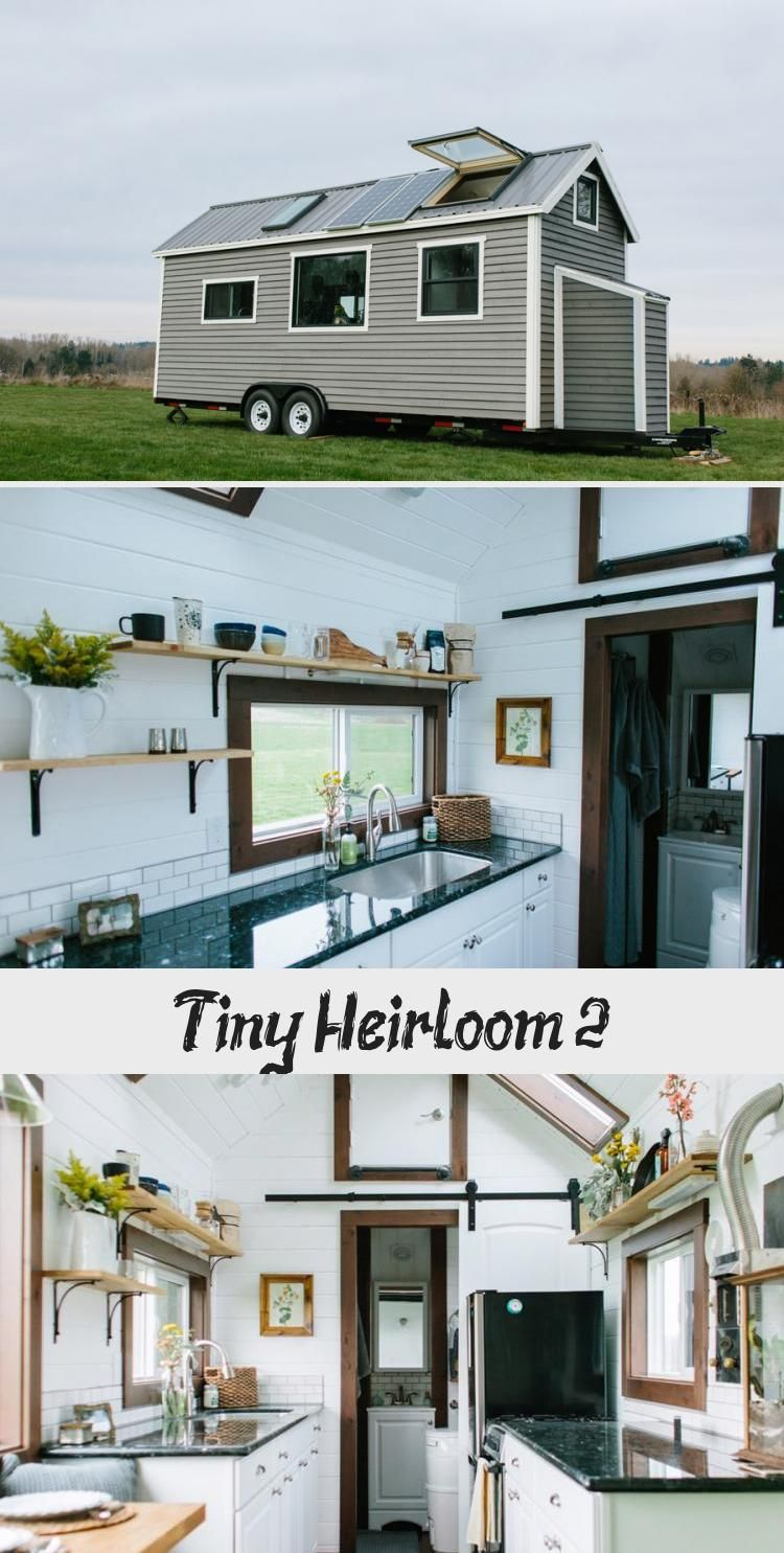 A Luxury Tiny House On Wheels In Portland Oregon Built