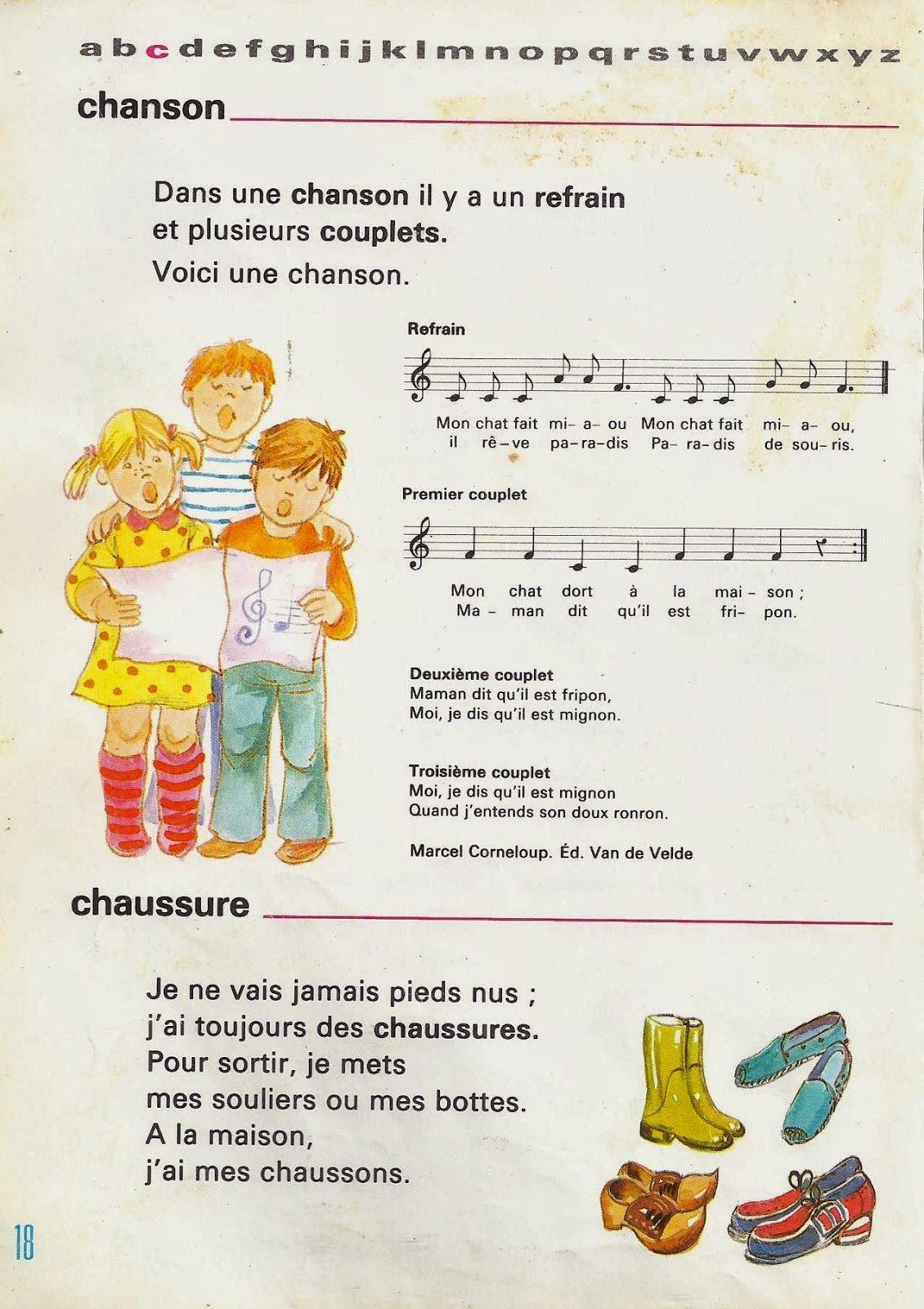 Mon Chat Dort Sur Mes Pieds manuels anciens: f. marchand, premier dictionnaire nathan