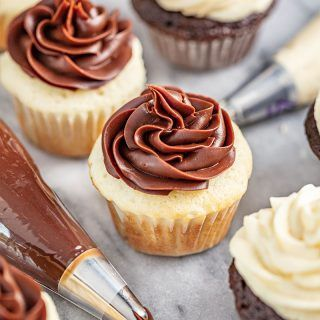 Sweetened Condensed Milk Frosting   - Sweet Tooth Finds -