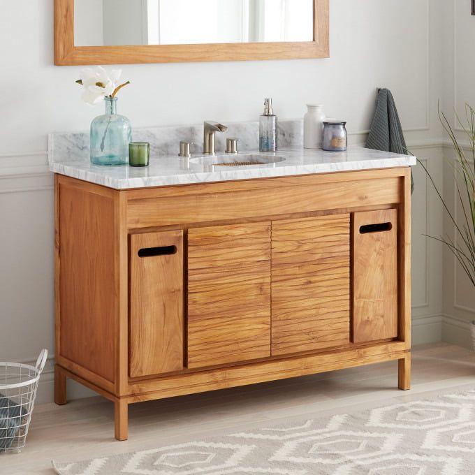48 Becker Vanity For Undermount Sink