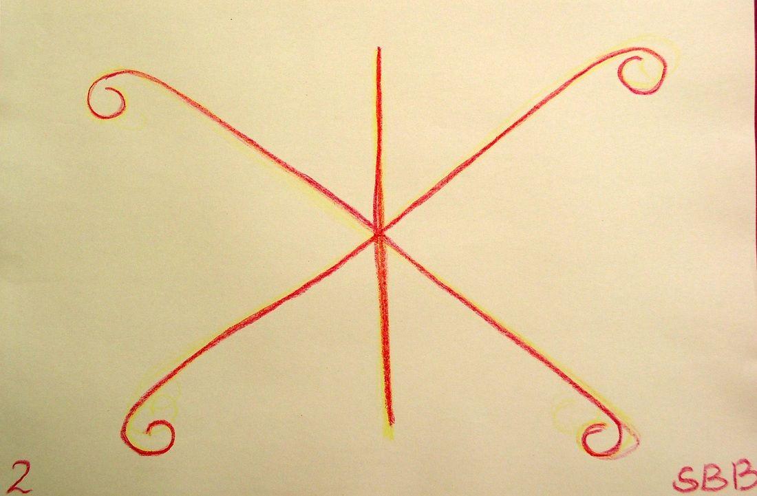Grade 3 Form Drawing -