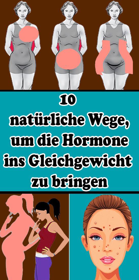 10 natürliche Wege, um die Hormone ins Gleichgewicht zu bringen #workoutplans