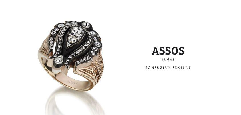 Güzelliği ve zarafeti ile hayatın tüm ışıltısını üzerinde taşıyan elmas, Assos'un tutku dolu çizgileri ile buluşuyor...