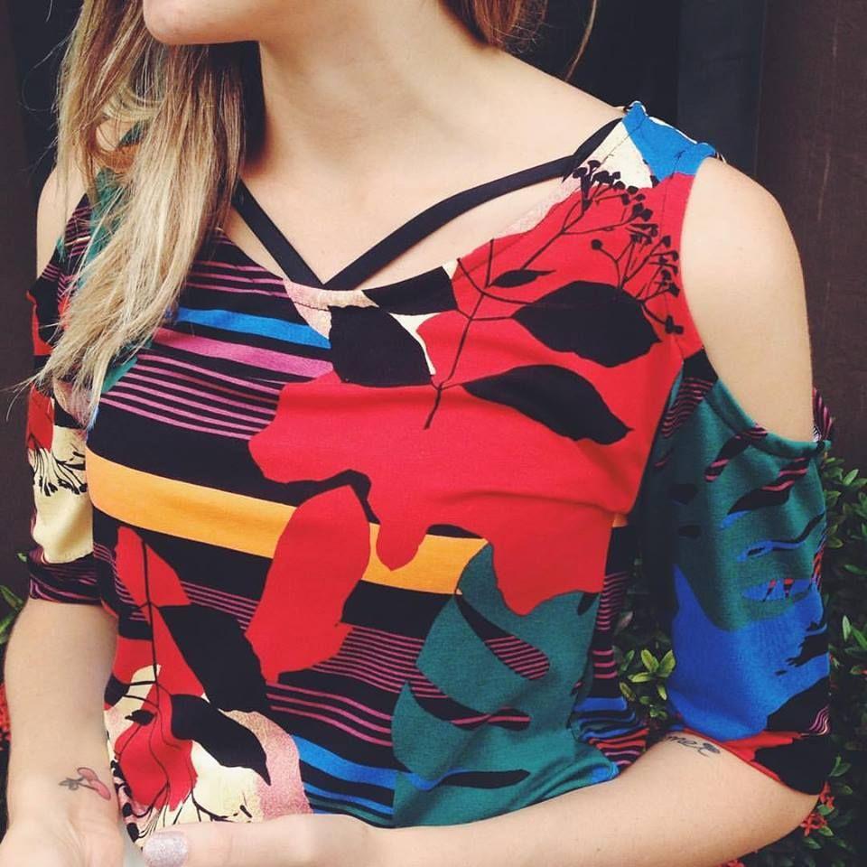 Blusa AMEI com detalhes no ombro❤️✨ linda... #lojaamei #blusa #etiquetaamei #muitoamor #novidades #feitocomamor #fashion