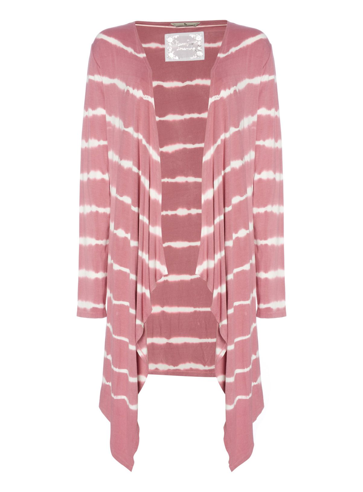 This dressing gown will add a colourful update to your nightwear ...