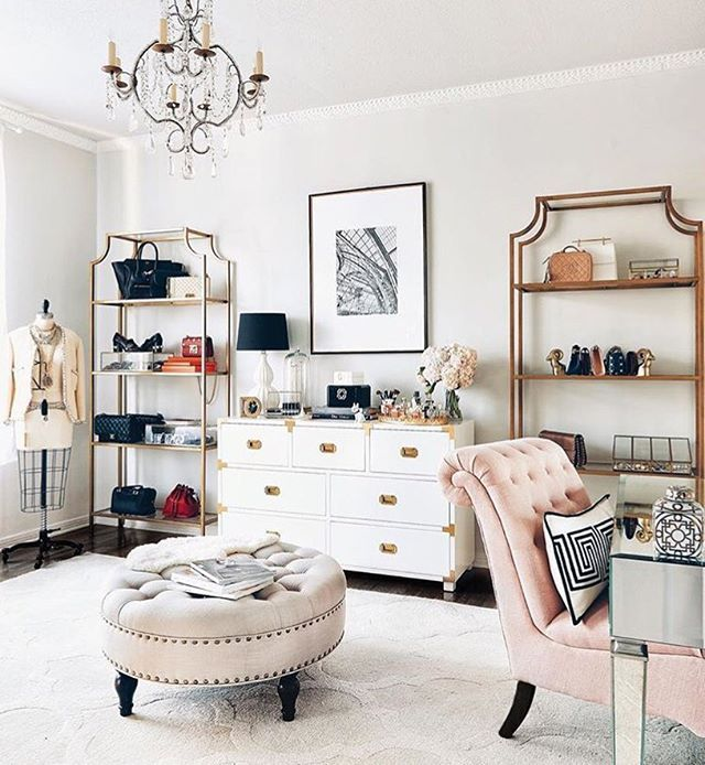 Dressing Room Goals Margoandme Styledinspiration First Apartment Decorating Home Decor Apartment Decor