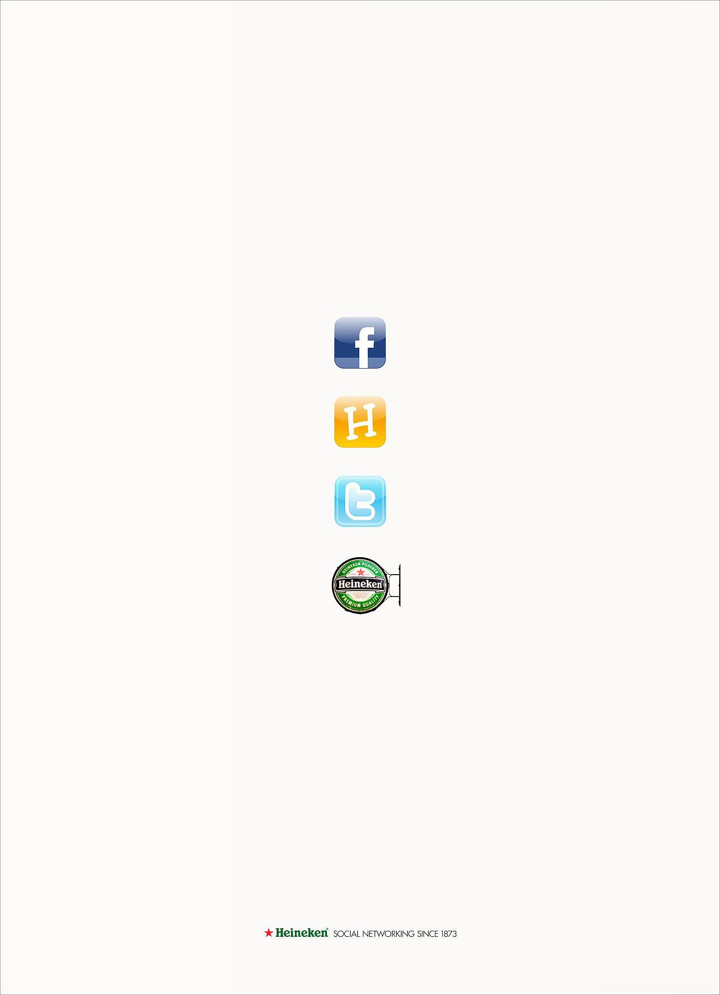Social Networking Since Heineken