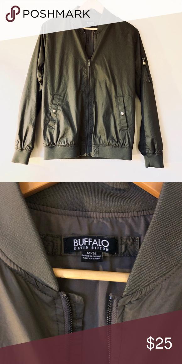 David Bitton Buffalo Jacket