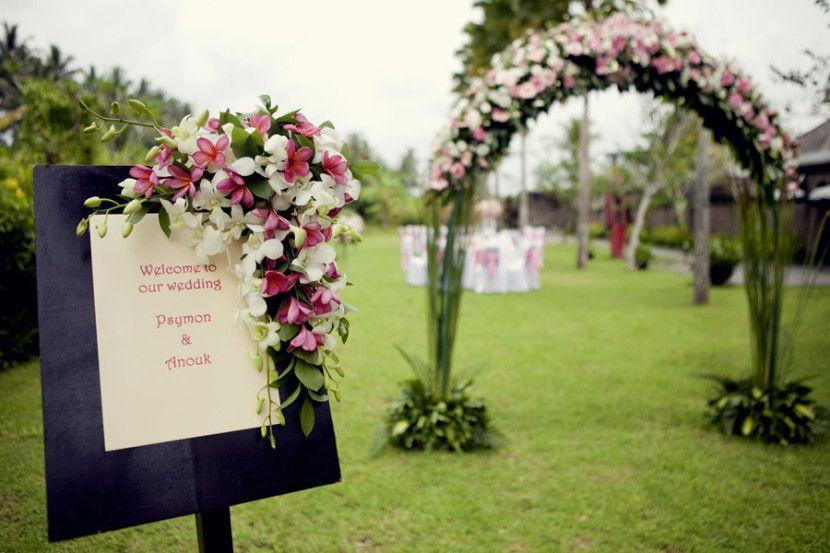ideas diferentes para decorar tu boda en el jardín | boda