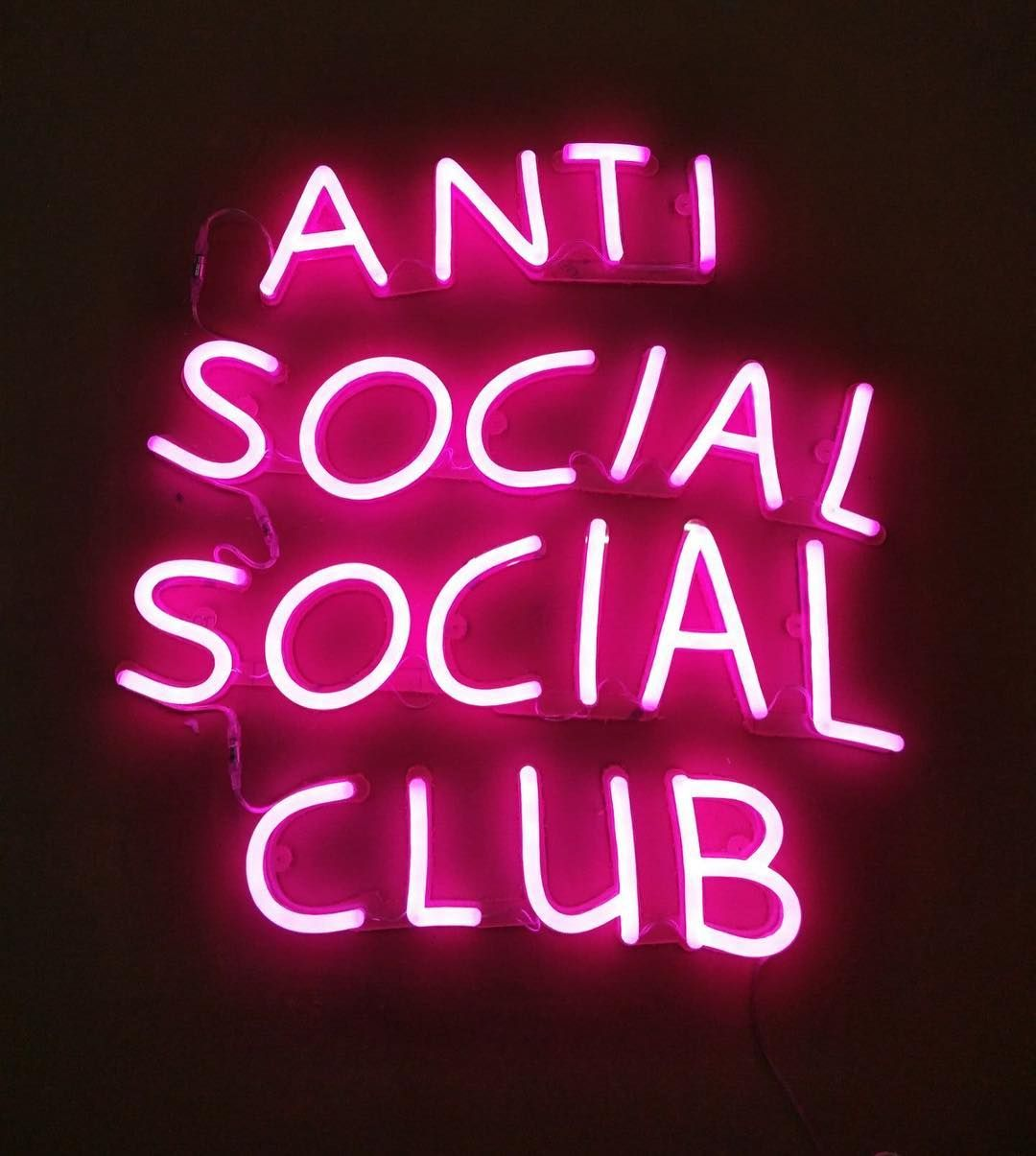 Anti Social Social Club Dianerenee429 With Images