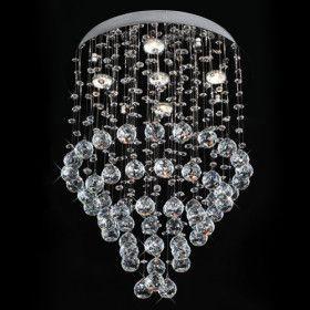 5 Licht K9 Kristall Kronleuchter · KronleuchterKristalleLichtleinKronleuchter  Für Mädchen ZimmerKristall KronleuchterBarock ...